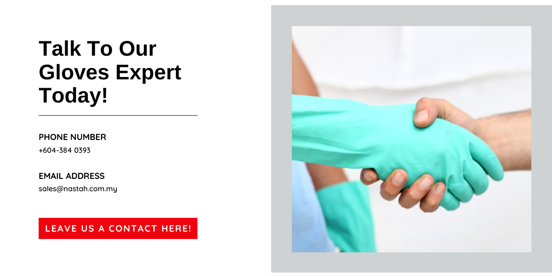 Talk to our gloves expert today